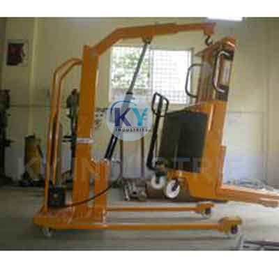 Electric Opertaed Floor Crane